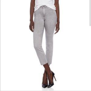 AG Prima Crop Denim - Mid Rise Jeans